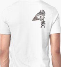 Angel's Tattoo Slim Fit T-Shirt