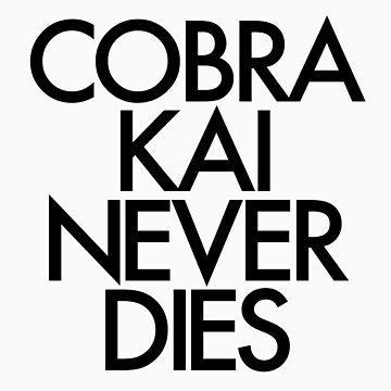 Cobra Kai Never Dies 2 by pscotteton