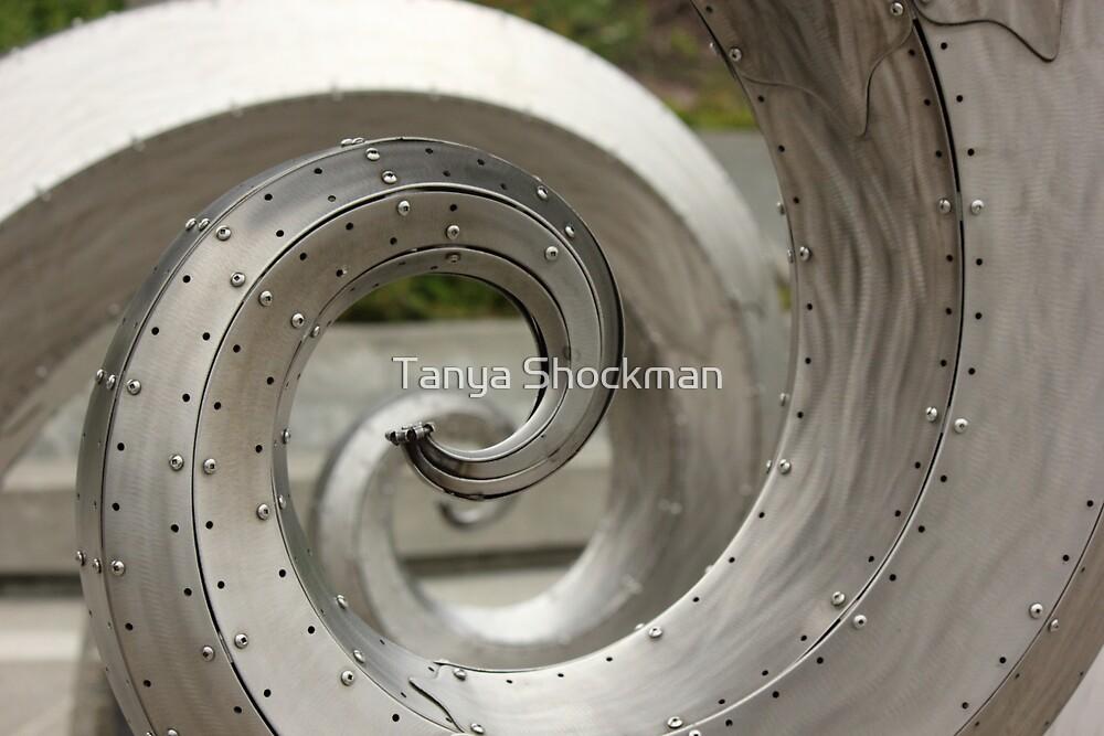 Metal Waves by Tanya Shockman