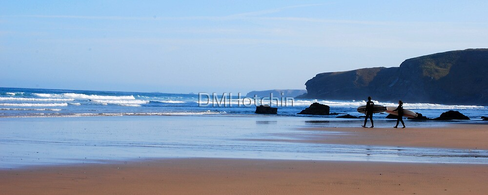 Morning at Watergate by DMHotchin