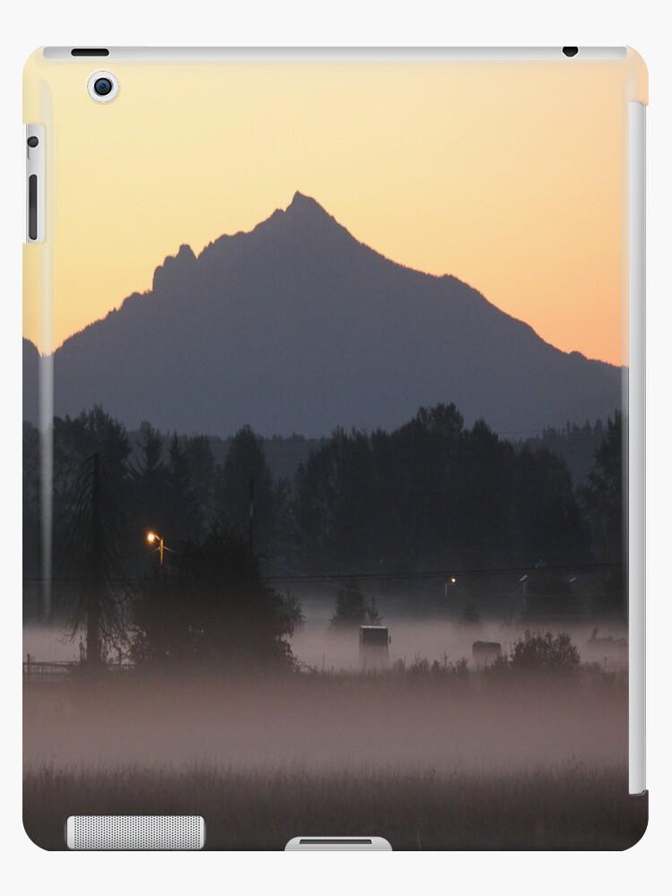 Cascade Sunrise by Tanya Shockman