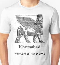 Khorsabad (lamassu) T-Shirt