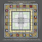 Museum of Auckland Stained Glass Ceiling by contourcreative