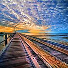 Rainbow Pier... by Tracie Louise