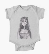 The Corpse Bride One Piece - Short Sleeve