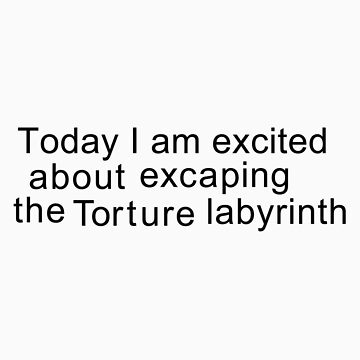 Torture Labyrinth by turoth