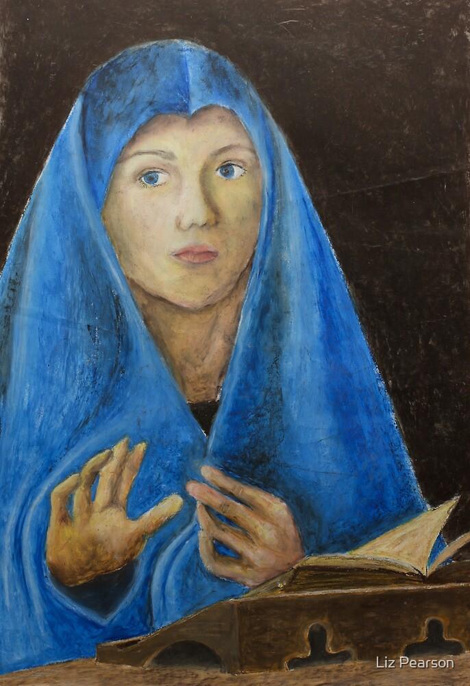 Nun by Liz Pearson