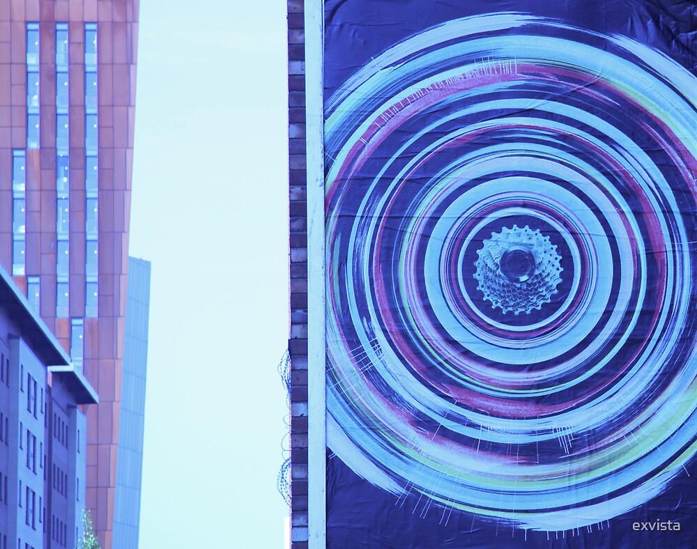 Circles by exvista
