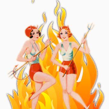 ¡Hell's Belles! de sashakeen