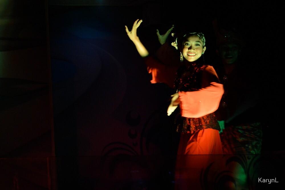 In the spotlight by KarynL