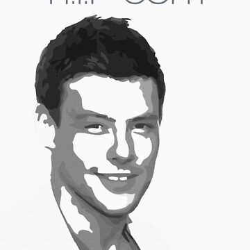RIP Cory Monteith  by vegetasprincess