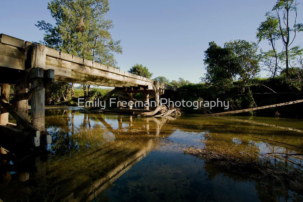 Bridge Crossing by Emily Freeman Photography