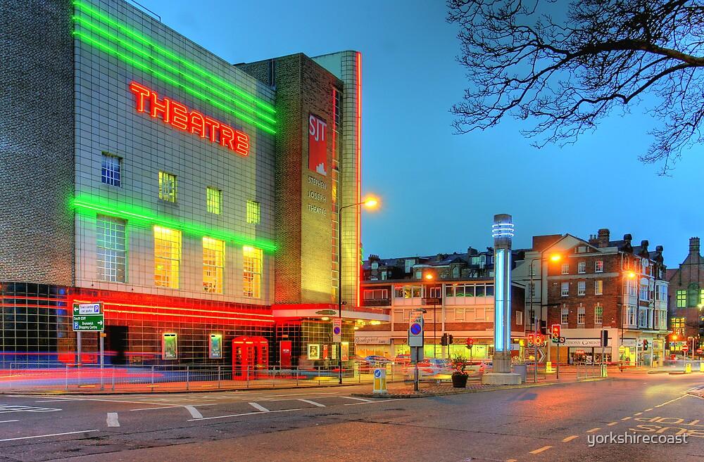 Stephen Joseph Theatre, Scarborough by yorkshirecoast