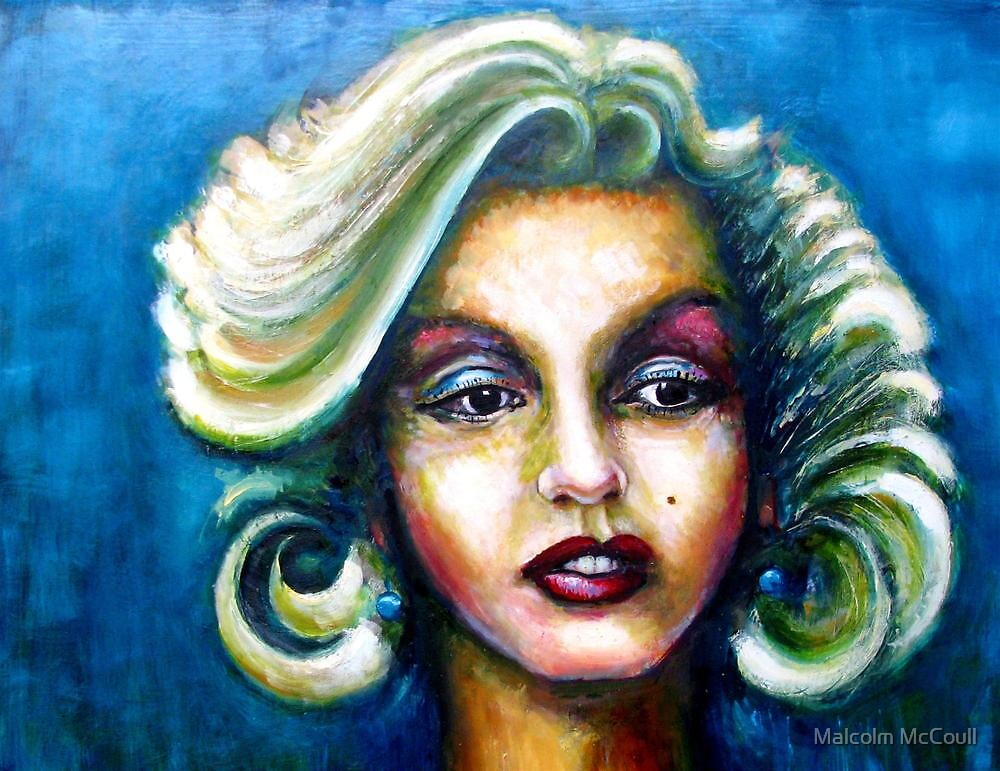 Marilyn  77 by Malcolm McCoull
