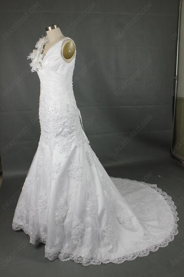 $302.00 Allure 2456 ivory/white dress  2456 by Allure www.haydenbridal.com by tomelle