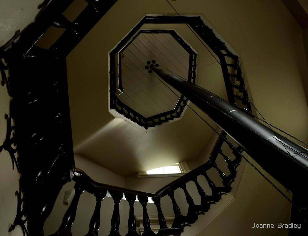 Looking Up by Joanne  Bradley