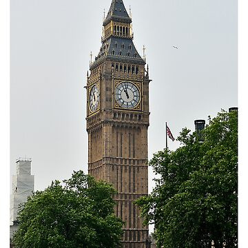 Big Ben London - iPhone Case by thonghj