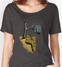 Slavador Dalek Women's Relaxed Fit T-Shirt
