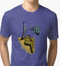 Slavador Dalek Tri-blend T-Shirt