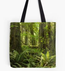 Green Abundance Tote Bag