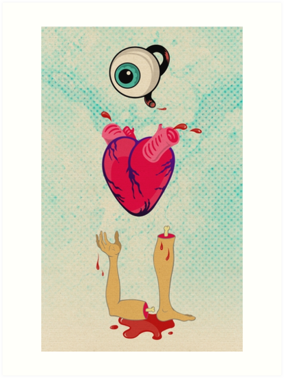 Eye Heart U by Gorewhoreaust