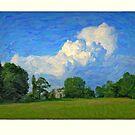 Thunderhead by Dave  Higgins
