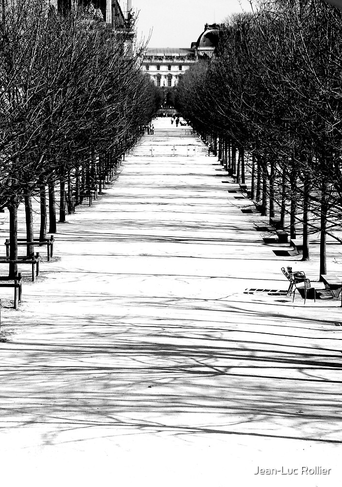 Les Tuileries by Jean-Luc Rollier
