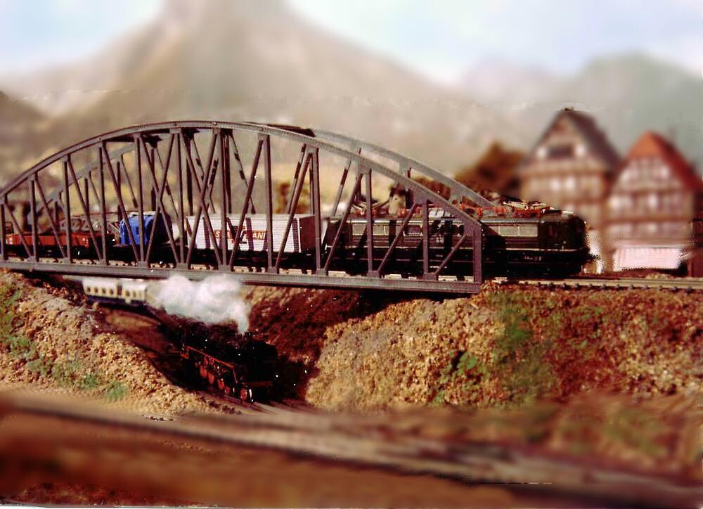 Bridge by Kenneth Hoffman