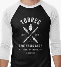 Torres Synthesis Shop Men's Baseball ¾ T-Shirt