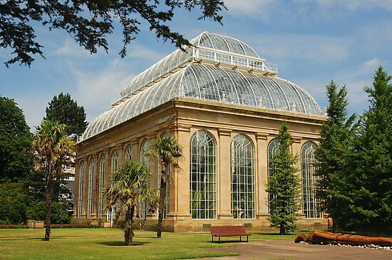 The Palm House... by MY Scotland