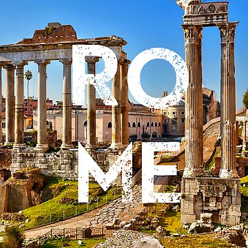 Rome - Text Overlay by Sthomas88