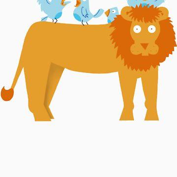 LION by NathalieBruyer