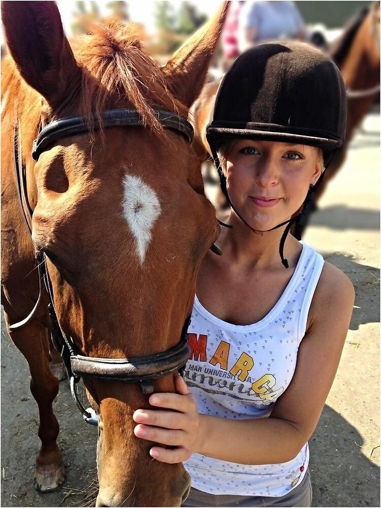 Horse by emilka