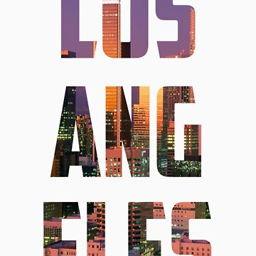 Los Angeles - Image Underlay by Sthomas88