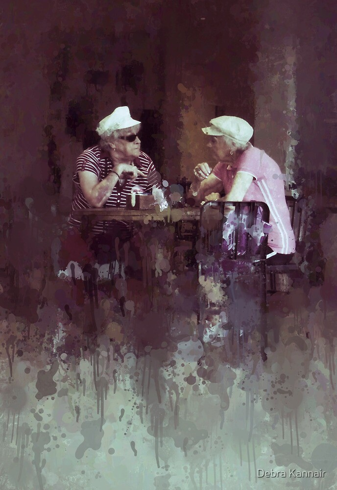 Ladies that Lunch! by Debra Kannair