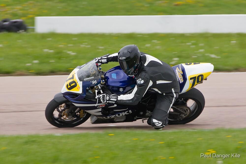 79 Ryan Blair, Suzuki 600, Kansas City MO by Paul Danger Kile