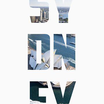 Sydney - Image Underlay by Sthomas88