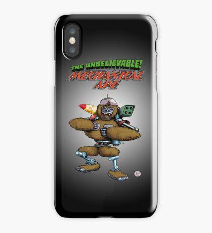 Mechanical Ape iPhone Case