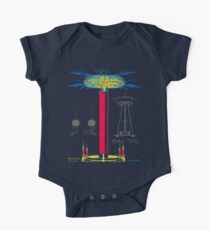 Tesla Coil Kids Clothes