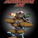 Mechanical Ape by Maggie McFee