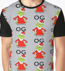 OG Original Grinch  Graphic T-Shirt