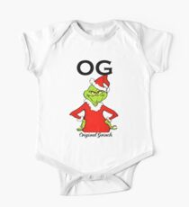 OG Original Grinch  Kids Clothes