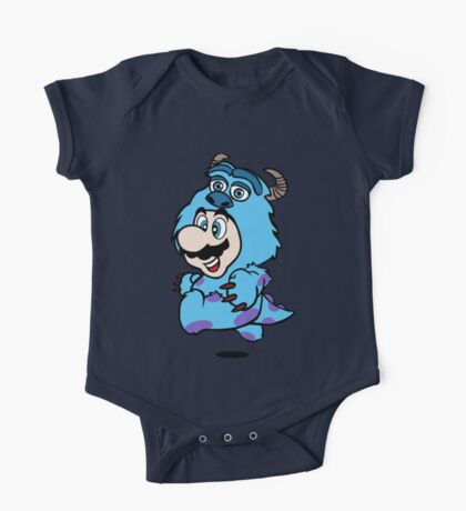It's a-me! Sulley! Kids Clothes