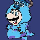 It's a-me! Sulley! by D4N13L