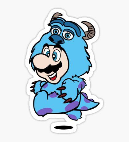 It's a-me! Sulley! Sticker