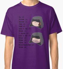 Game Grumps- Do It (Palpatine) Classic T-Shirt