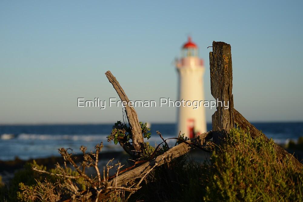 Port Fairy Lighthouse by Emily Freeman Photography
