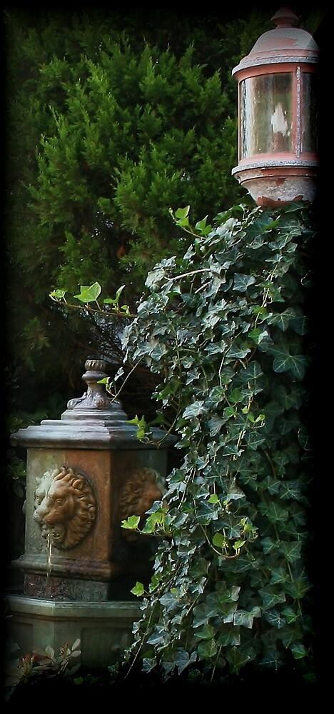 Manteo Garden by Karen Harrison
