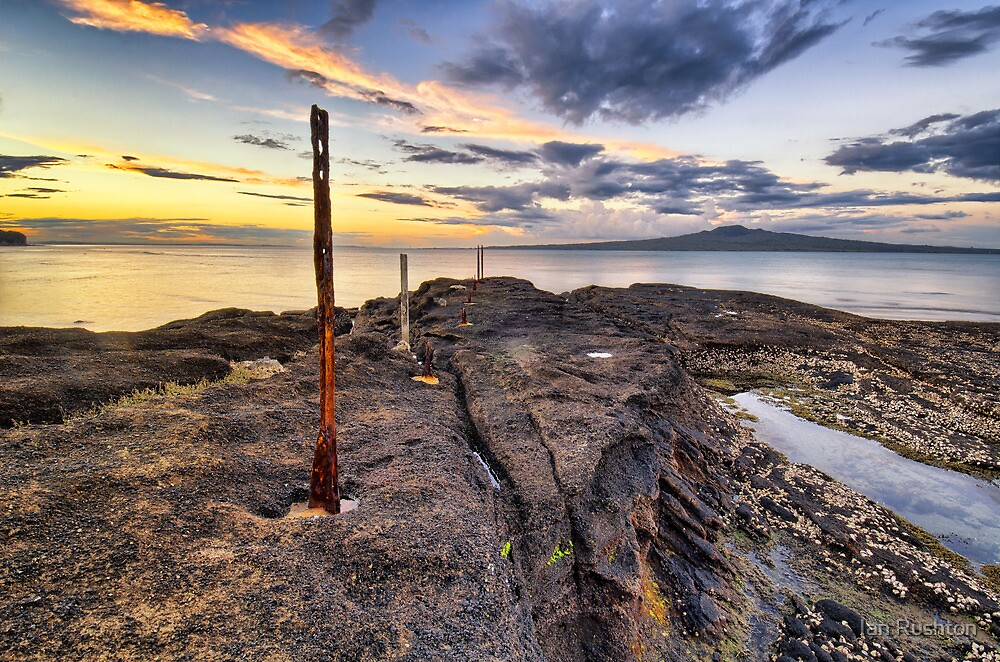 Rusted by Ian Rushton