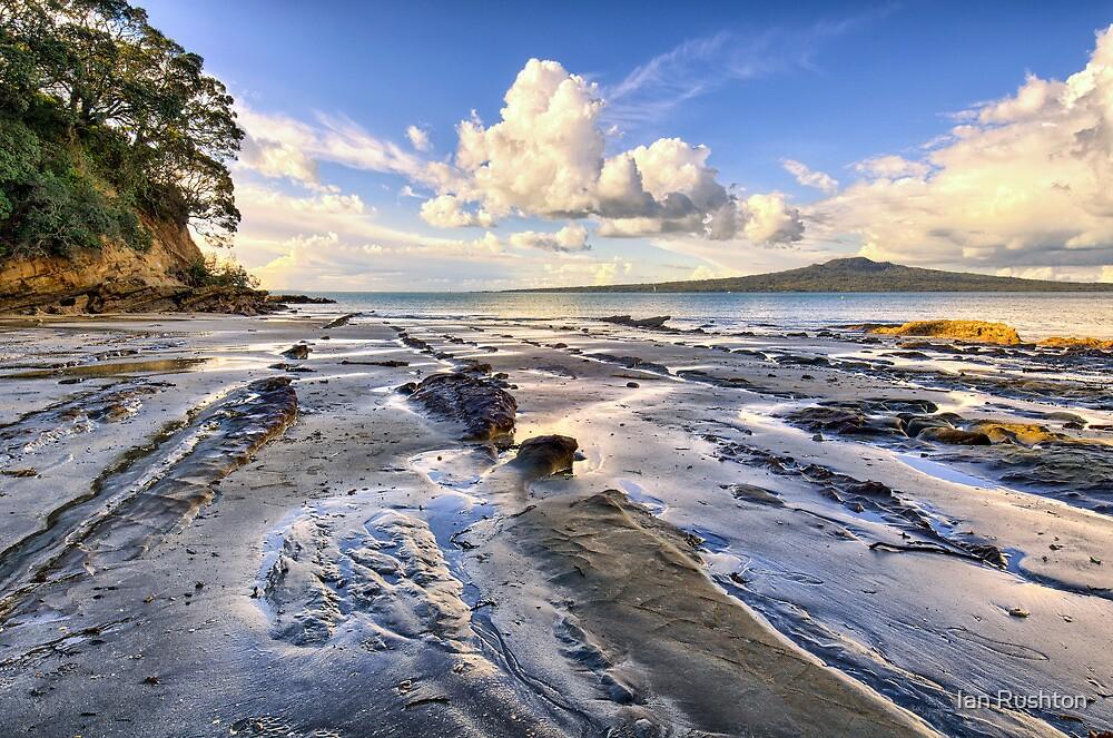 Narrow Neck Beach by Ian Rushton